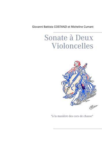 Sonate à Deux Violoncelles