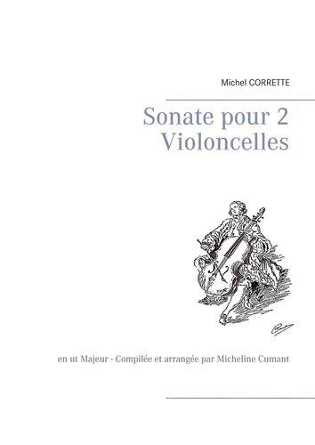 Sonate pour 2 Violoncelles