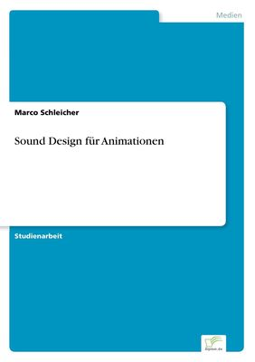 Sound Design für Animationen