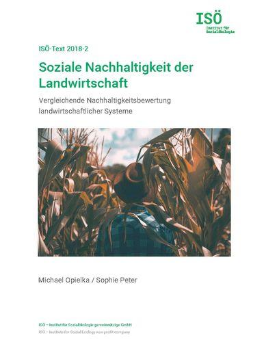 Soziale Nachhaltigkeit der Landwirtschaft