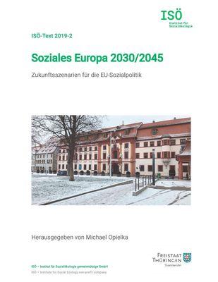 Soziales Europa 2030/2045