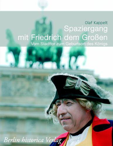 Spaziergang mit Friedrich dem Großen