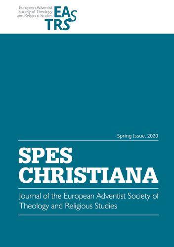 Spes Christiana 2020-01