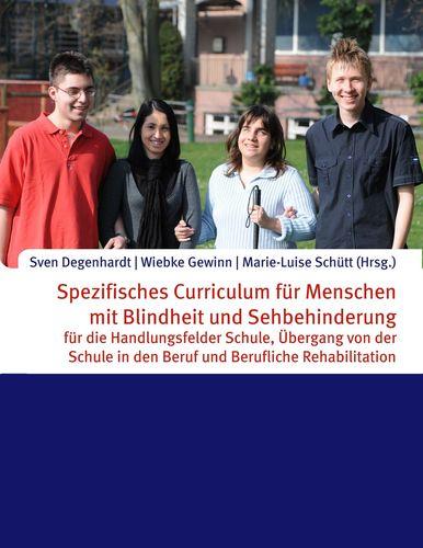 Spezifisches Curriculum für Menschen mit Blindheit und Sehbehinderung