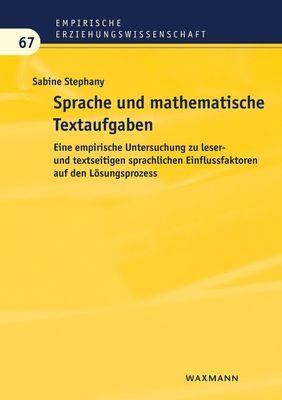 Sprache und mathematische Textaufgaben