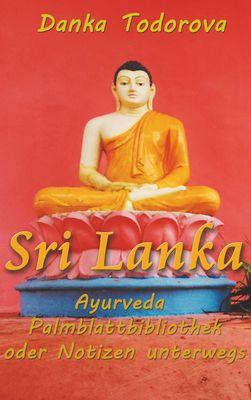 Sri Lanka, Ayurveda, Palmblattbibliothek oder Notizen unterwegs