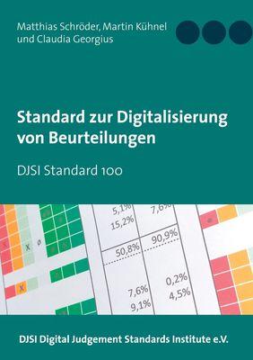 Standard zur Digitalisierung von Beurteilungen