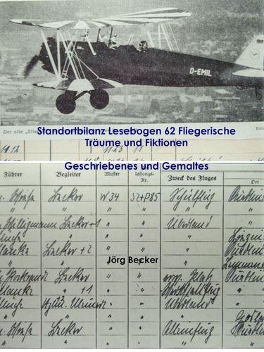 Standortbilanz Lesebogen 62 Fliegerische Träume und Fiktionen