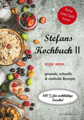 Stefans Kochbuch II