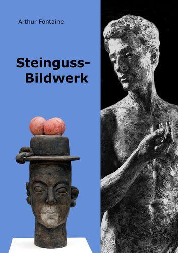 Steinguss-Bildwerk