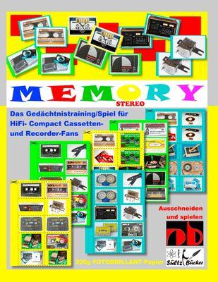 STEREO MEMORY - Das Gedächtnistraining/Spiel für HiFi- Compact Cassetten- und Recorder-Fans