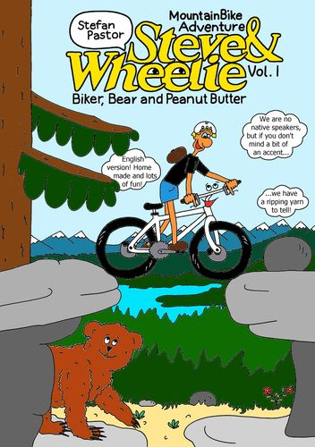 Steve & Wheelie – Mountain Bike Adventure