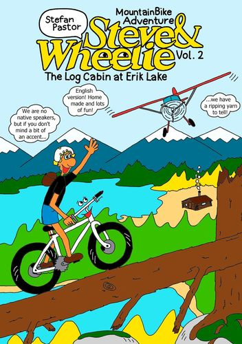 Steve & Wheelie - Mountain Bike Adventure