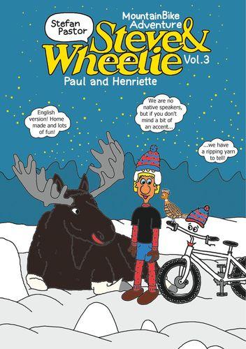 Steve & Wheelie - Mountainbike Adventure