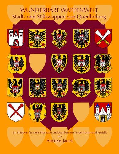 Stifts- und Stadtwappen von Quedlinburg