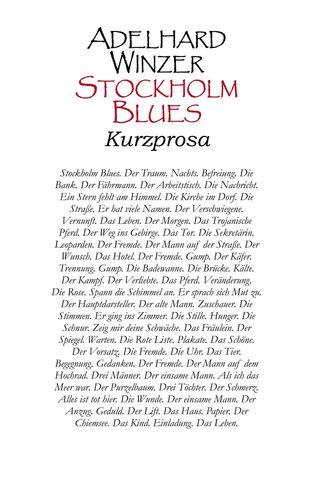 Stockholm Blues