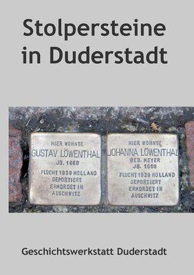 Stolpersteine in Duderstadt