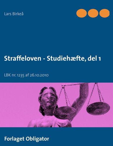 Straffeloven - Studiehæfte