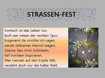 Straßen-Fest