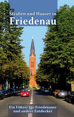 Straßen und Häuser in Friedenau