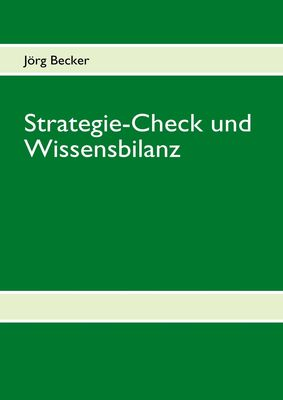 Strategie-Check und Wissensbilanz