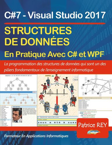 Structures de données avec C#7 et WPF