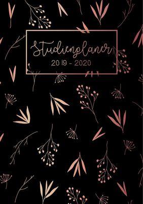 Studienplaner 2019 - 2020