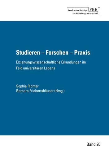 Studieren - Forschen - Praxis.