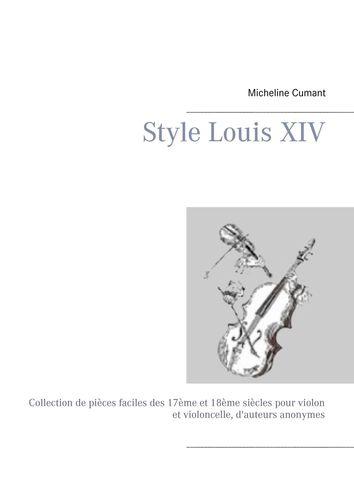 Style Louis XIV