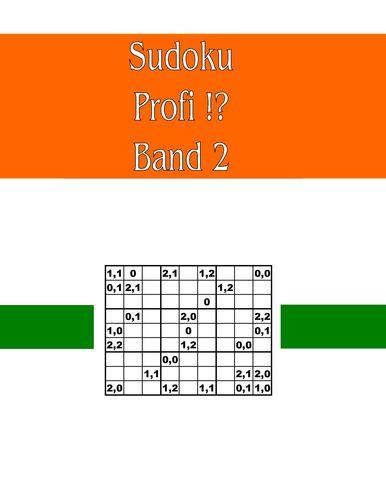 Sudoku Profi !? Band 2