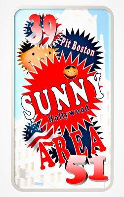 Sunny - AREA 51