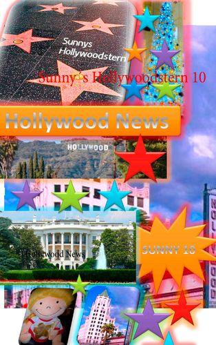 Sunny's Hollywoodstern 10