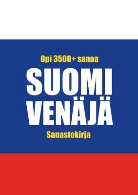 Suomi-venäjä sanastokirja