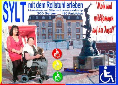 """Sylt - mit dem Rollstuhl erleben - """"Moin und herzlich willkommen!"""""""