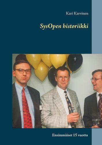 SysOpen historiikki