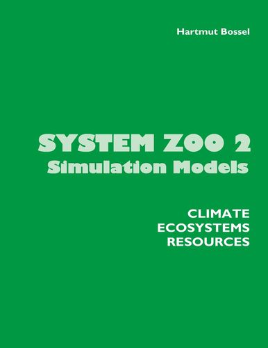 System Zoo 2 Simulation Models