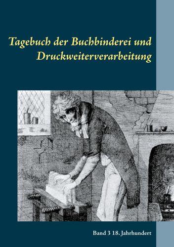 Tagebuch der Buchbinderei und Druckweiterverarbeitung