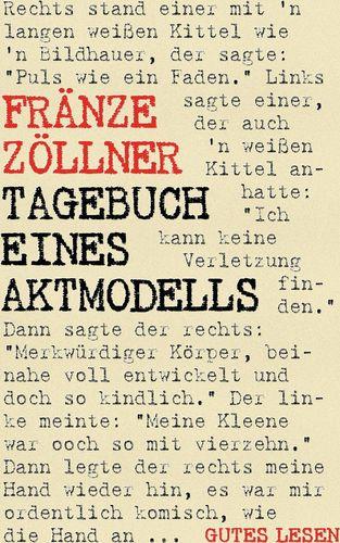 Tagebuch eines Aktmodells