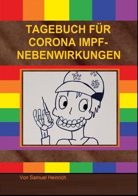 Tagebuch für Corona Impf-Nebenwirkungen