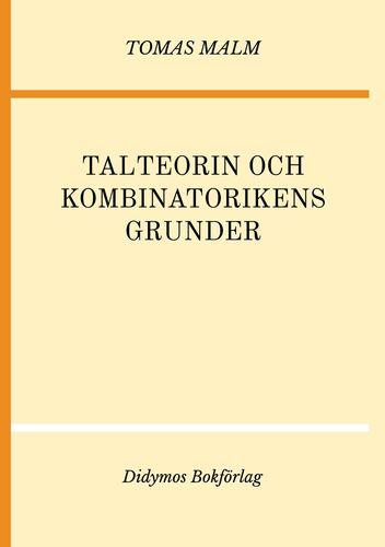 Talteorin och kombinatorikens grunder