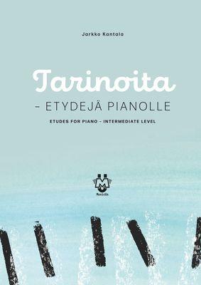 Tarinoita -etydejä pianolle