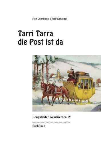 Tarri Tarra die Post ist da