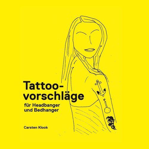 Tattoovorschläge für Headbanger und Bedhanger