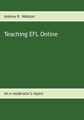 Teaching EFL Online