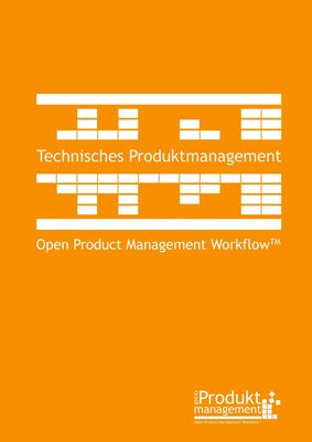 Technisches Produktmanagement nach Open Product Management Workflow