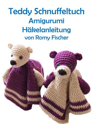 Teddy Schnuffeltuch