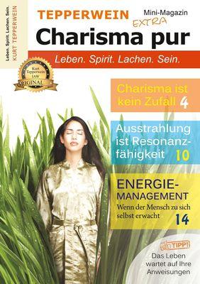Tepperwein - Das Mini-Magazin der neuen Generation: Charisma pur