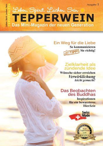 Tepperwein - Das Mini-Magazin der neuen Generation