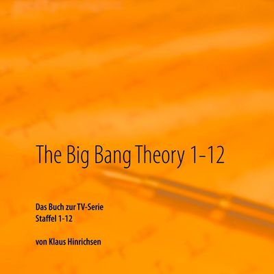 The Big Bang Theory 1-12