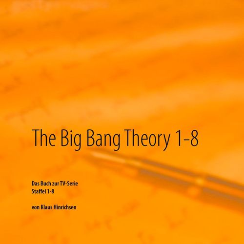 The Big Bang Theory 1 - 8